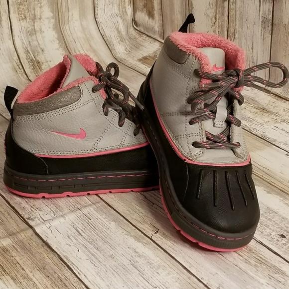 Nike Duck Boots ACG Woodside Girl Toddler sz10